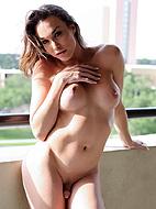 Whorelando Smoking hot Jonelle strips & poses. Jonelle Brooks.