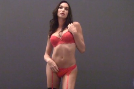 Watch behind the scenes of jonelle s red lingerie photoshoot.
